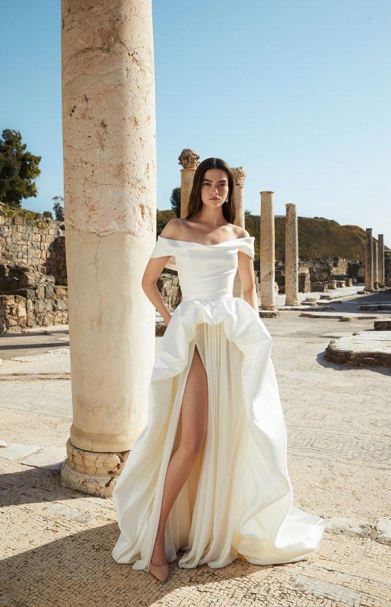 Anna Wedding Dress & Skirt