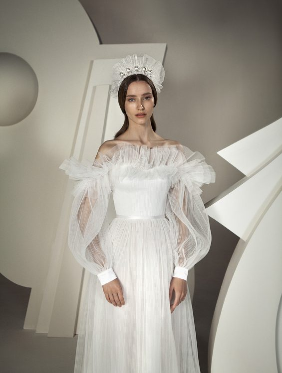 Claudia Wedding Gown