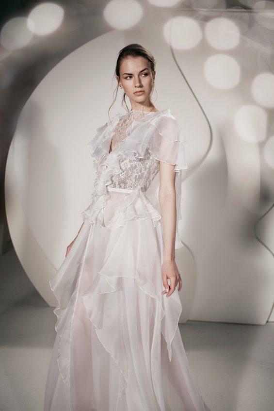 Paris Wedding Gown