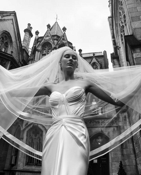 Brie Wedding Gown