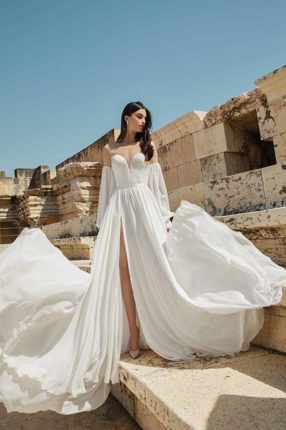 Bloom Wedding Dress