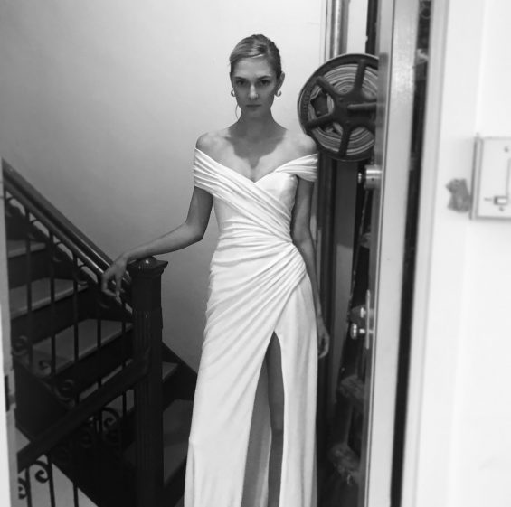 Caitlin Wedding Gown