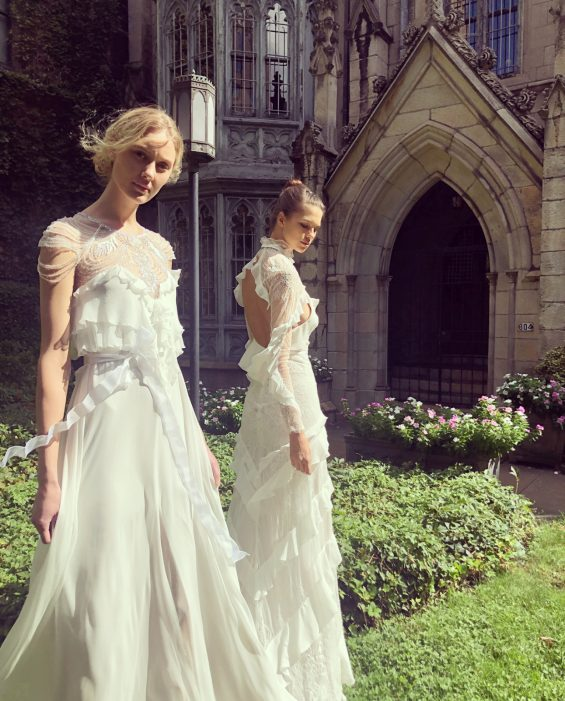 Dianne and Billie Wedding Gowns