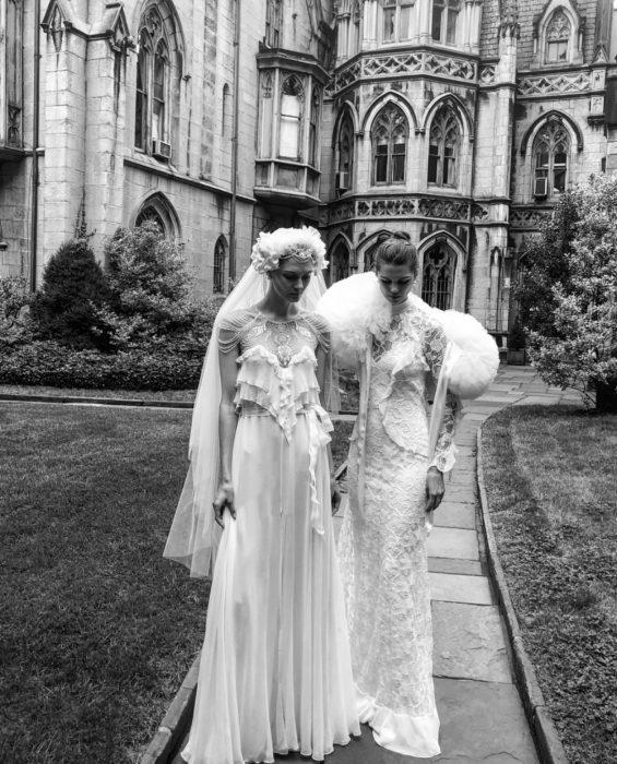 Dianne and Natasha Wedding Gowns