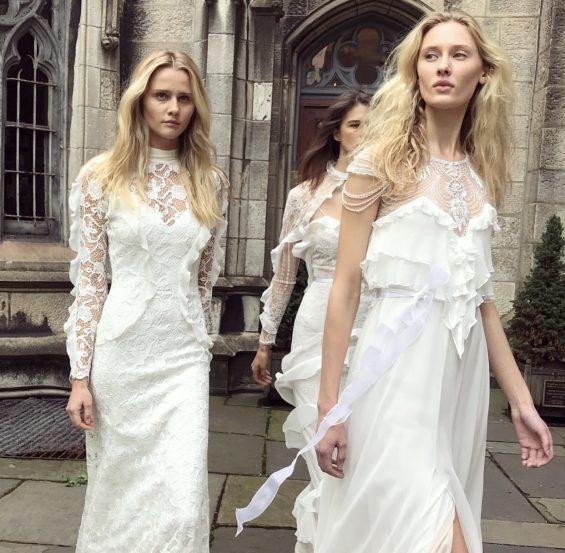 Dianne, Natasha and Billie Wedding Gowns