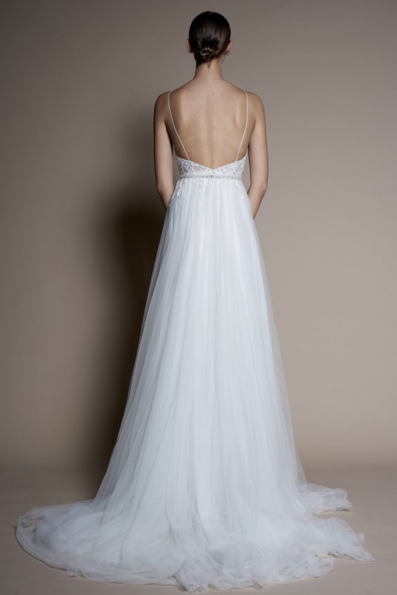 Flores Wedding Gown