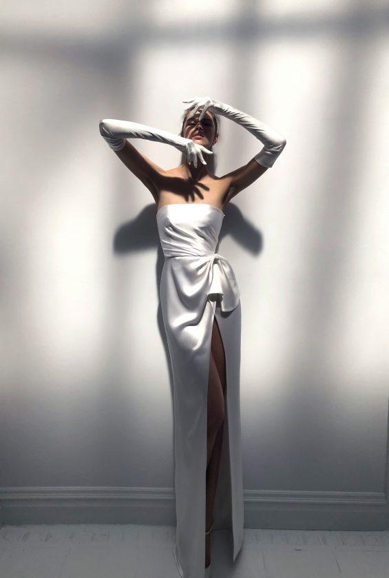 Jackie Wedding Gown