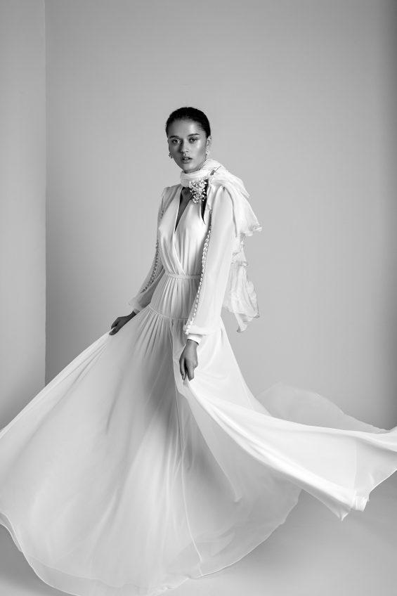 Nina Wedding Gown