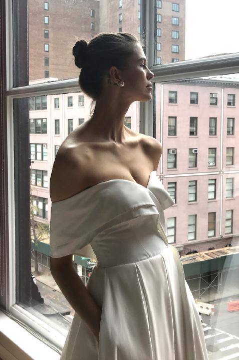 Sarah Wedding Gown