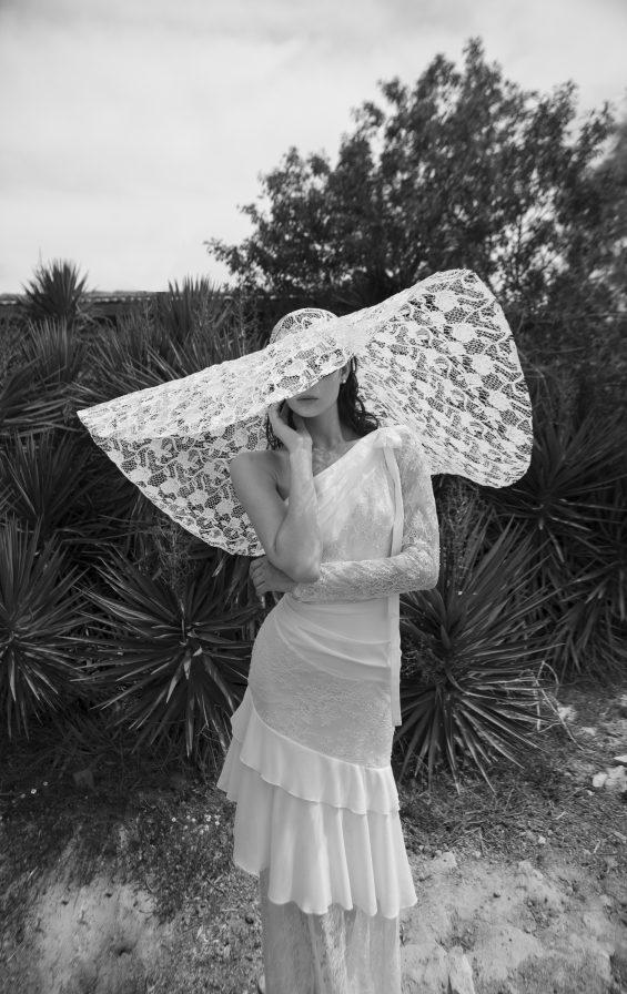 Mandy Wedding Hat
