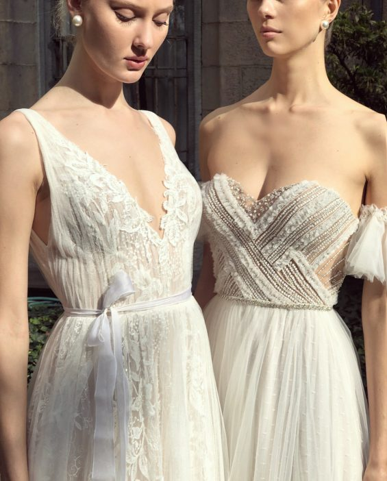 Felicity and Spring Wedding Gowns