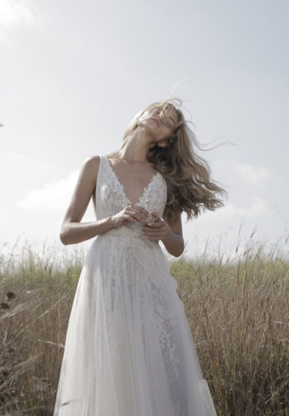 Spring Wedding Gown